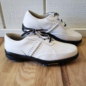 FootJoy Womens White eComfort Golf Shoes  6.5 M